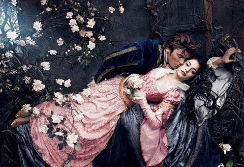 Sleeping Beauty Zac Efron Vanessa Hudgens
