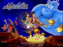 Aladdin Genie Jasmine Jafarの画像(Jafarに関連した画像)