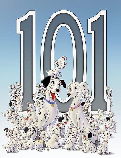 101 Dalmatian