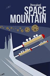 space mountain プリ画像