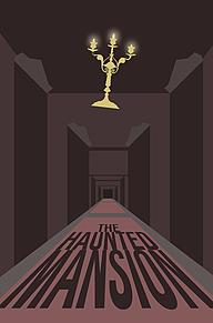 the haunted mansion プリ画像