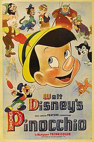Pinocchio プリ画像