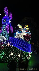 TDL electrical parade プリ画像