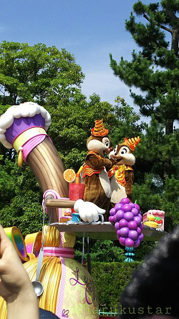 TDL dreaming up! paradeの画像(プリ画像)