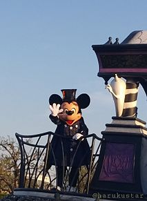 TDL spooky boo parade 2018 プリ画像
