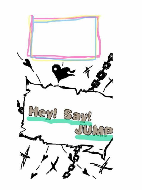 hey jump say 待ち受けの画像(プリ画像)