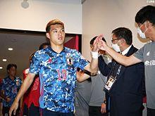 堂安律の画像(サッカー日本代表に関連した画像)