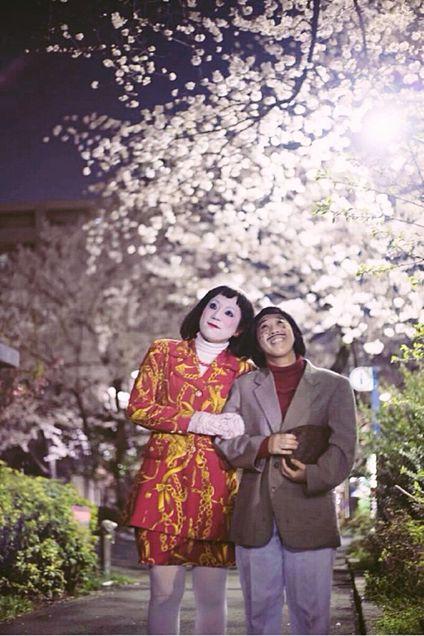 桜ひらひら…の画像(プリ画像)