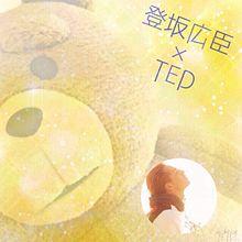 登坂広臣×TED プリ画像