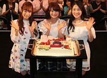 矢神久美&小木曽汐莉&桑原みずきSKE48卒業生の画像(プリ画像)