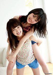 生田絵梨花いくちゃん&衛藤美彩みさみさ乃木坂46の画像(プリ画像)