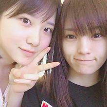高橋朱里AKB48&山本彩さや姉NMB48の画像(プリ画像)