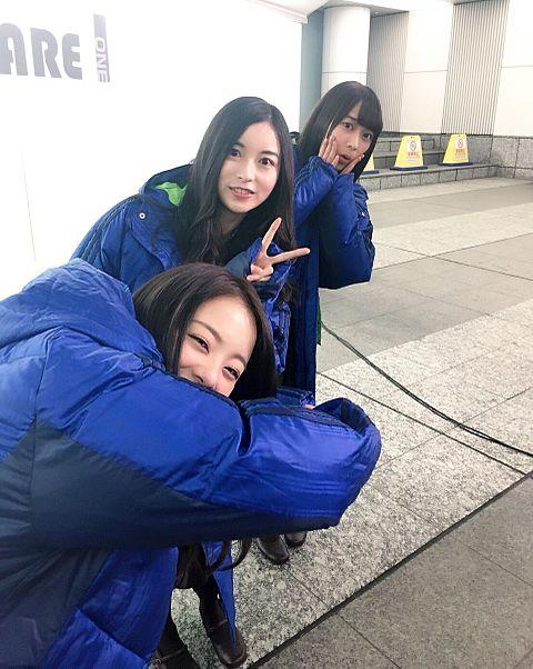 川村真洋&佐々木琴子&鈴木絢音あやね乃木坂46の画像 プリ画像