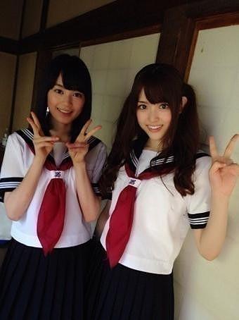 生田絵梨花いくちゃん&松村沙友理まっちゅん乃木坂46の画像 プリ画像