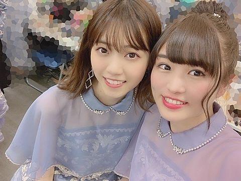 西野七瀬なぁちゃん&伊藤かりん乃木坂46の画像 プリ画像
