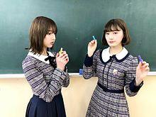 和田まあや&中田花奈かなりん乃木坂46の画像(中田花奈に関連した画像)