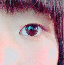 目の画像(高2に関連した画像)