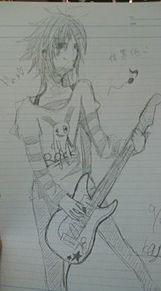 ギターを弾くの画像(プリ画像)