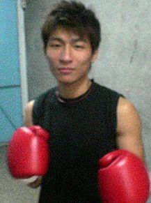 イケメンボクサーの画像(格闘技に関連した画像)