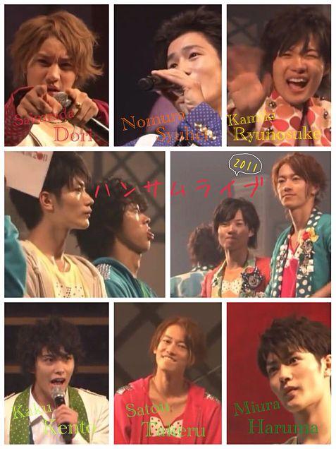 ライブ 2011 ハンサム SUPER ハンサム