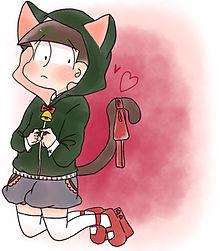 猫耳チョロちゃん プリ画像