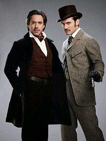 シャーロック・ホームズの画像(ジュード ロウに関連した画像)