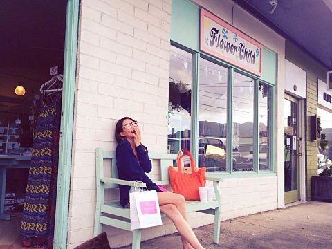 河北麻友子 SHOPPING IN HAWAii!の画像 プリ画像