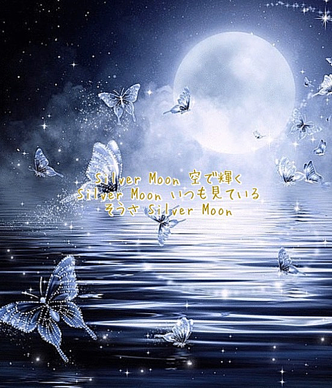 Silver Moonの画像 プリ画像