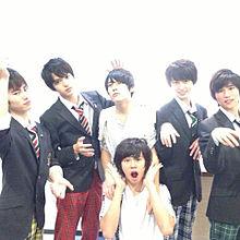 GORO+DAICHI+HIROKI+健太+カイ+ユースケの画像(カスタマイZに関連した画像)