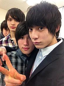 ユースケ+GORO+DAICHI+HIROKIの画像(カスタマイZに関連した画像)