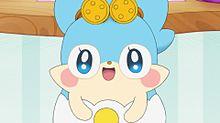 [かみさまみならい ヒミツのここたま] おシャキ☆の画像(ヒミツのここたまに関連した画像)