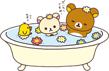 お風呂♪の画像(プリ画像)