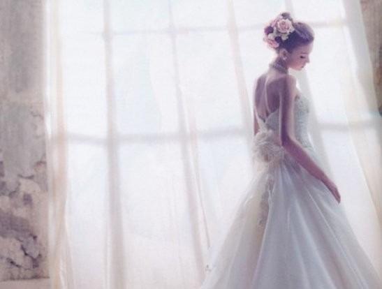 素材*ウェディングドレス ...