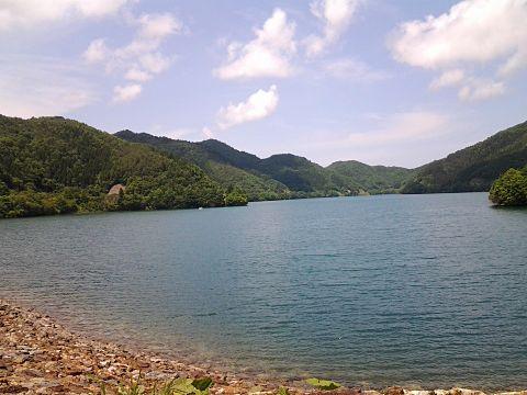 湖の画像(プリ画像)