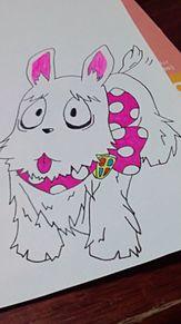 メフィー犬 プリ画像