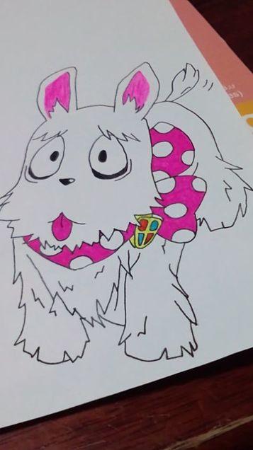 メフィー犬の画像(プリ画像)