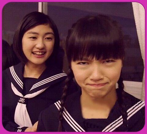 小林歌穂 中山莉子 私立恵比寿中学 インスタグラム的な画像 笑の画像(プリ画像)