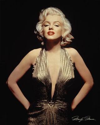 歴史的な美女!マリリンモンローのオシャレで高画質な画像集!