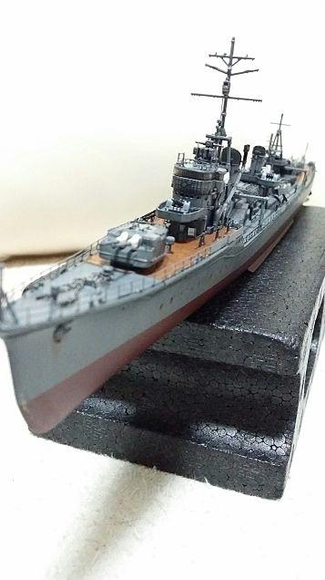駆逐艦『雪風』 完成?の画像(プリ画像)