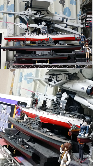 駆逐艦『雪風』 展示の画像(プリ画像)