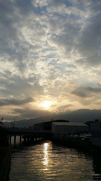 今日の空の画像(プリ画像)