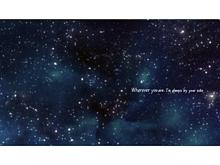 # wherever you areの画像(プリ画像)