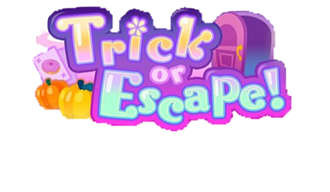 Trick or Escape! 透過の画像 プリ画像