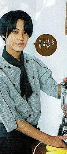 キンプリcafe店員☆少年サンデー 高橋海斗の画像(プリ画像)