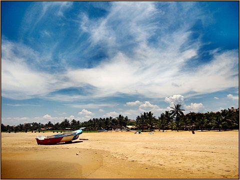 砂浜の画像(プリ画像)