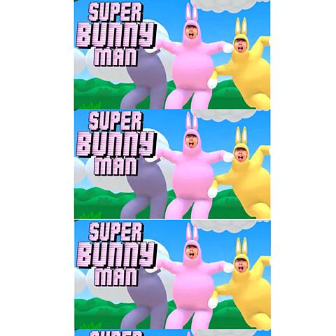 スーパー バニー マン アプリ