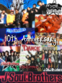 10th Anniversary♡ プリ画像