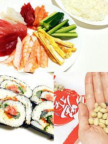 2016/2/3ディナーの画像(お寿司に関連した画像)