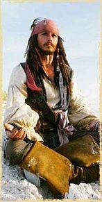 パイレーツオブカリビアン ジャックスパロウの画像(パイレーツ・オブ・カリビアンに関連した画像)