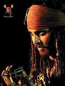 パイレーツオブカリビアン ジャックスパロウの画像(パイレーツ オブ カリビアンに関連した画像)